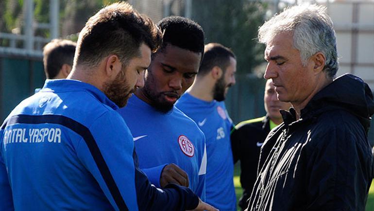 Antalyaspor Bu Sezon Teknik Direktörsüz Oynadı