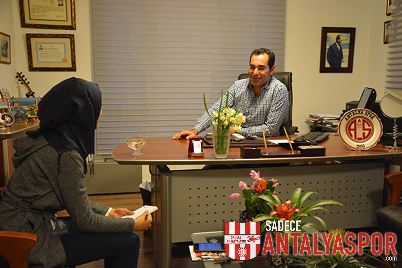 Mustafa Türker Röportajı #4