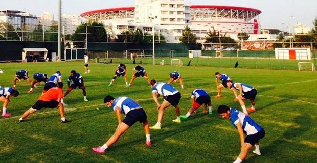 Antalyaspor'da Sakatlıklar Can Sıkıyor