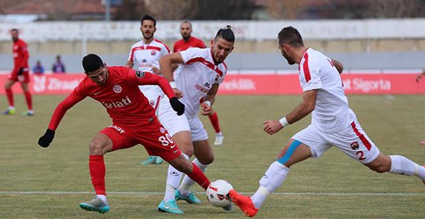 Antalyaspor Penaltılarda Güldü