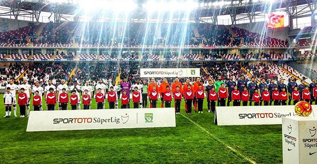Antalyaspor Kötü Başladı: 1-2