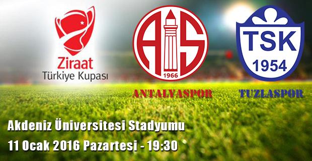 Antalyaspor – Tuzlaspor (Maç Öncesi)