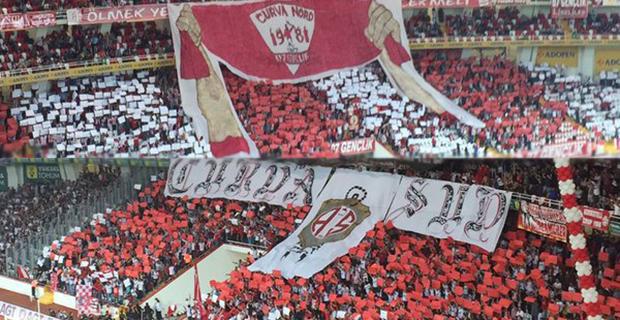Fenerbahçe Maçında Tribünler Kapalı