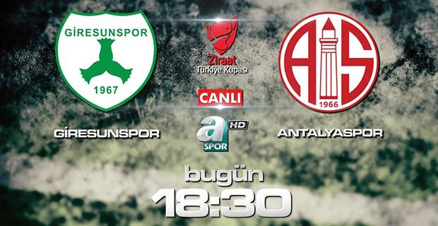 Giresunspor – Antalyaspor (Maç Öncesi)