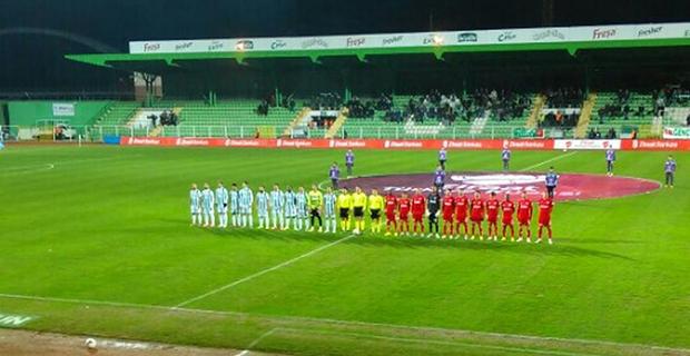 Giresunspor 0 – 1 Antalyaspor