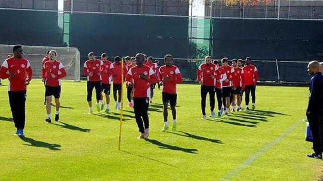 Fenerbahçe Maçı Hazırlıkları Devam Ediyor
