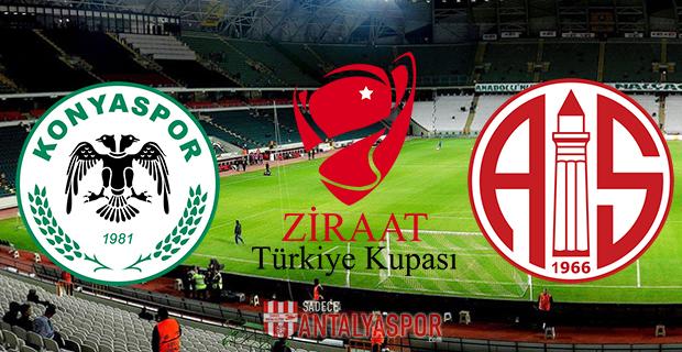Antalyaspor'un Rakibi Konyaspor