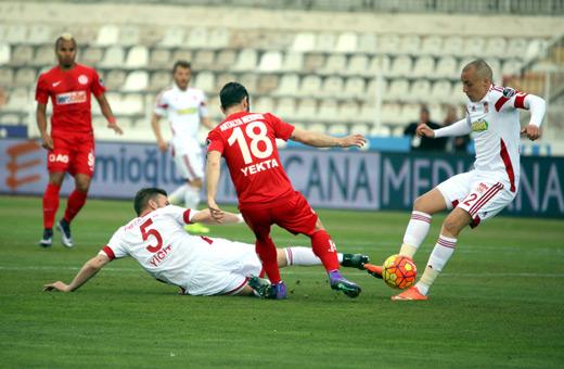 Sivasspor 0 – 0 Antalyaspor
