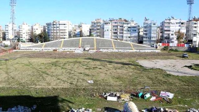 Atatürk Stadyumu'na Veda Vakti