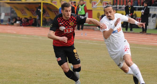 Eskişehir'de Kritik Mağlubiyet: 3-2