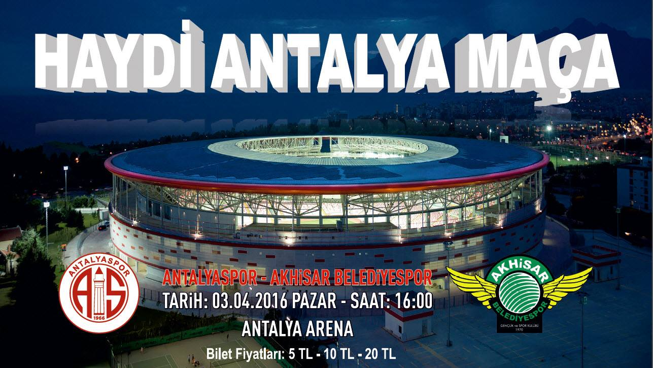 Antalyaspor'dan Belediyelere Teşekkür