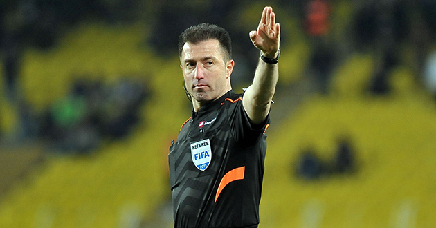 Beşiktaş Maçının Hakemi Belli Oldu