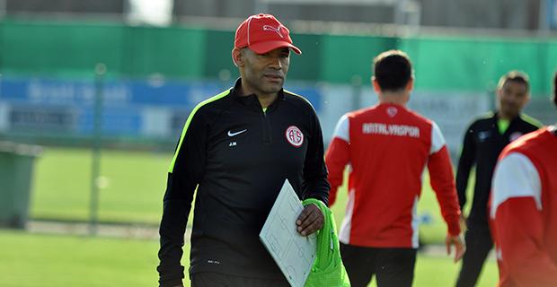 Antalyaspor, Bursa Maçı Hazırlıklarına Başladı