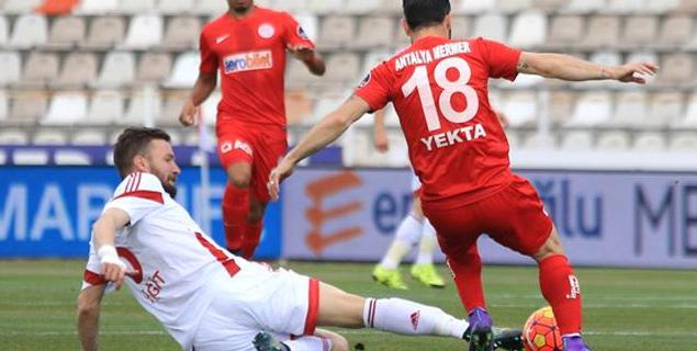 Antalyaspor Kritik Viraja Giriyor
