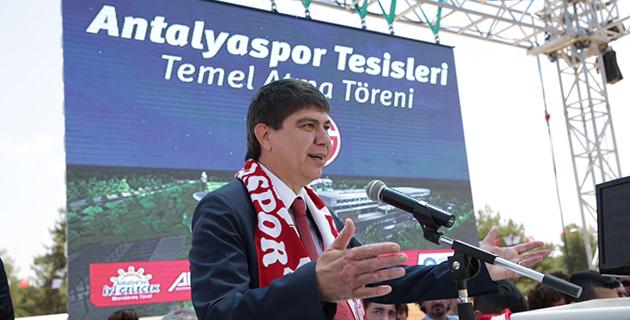Menderes Türel'den Ali Şafak Öztürk'e  Çağrı