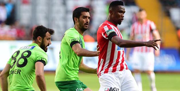 Antalyaspor 2 – 2 Akhisar Bld.