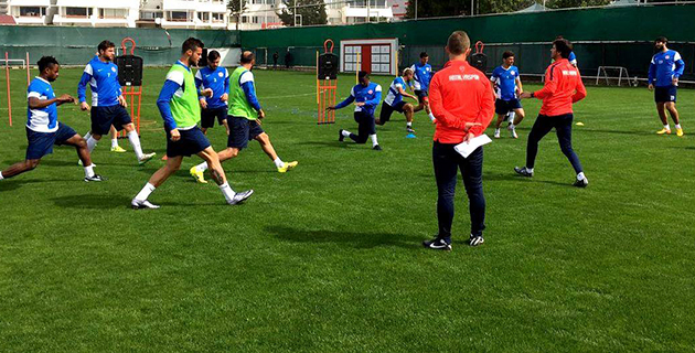 Antalyaspor'da Transfer Harekatı
