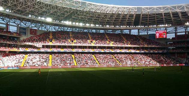 Antalyaspor'da Kombine Durgunluğu