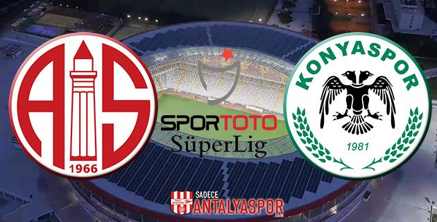 Antalyaspor'un Maç Kadrosu Belli Oldu