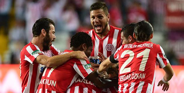 Antalyaspor 7 – 0 Trabzonspor