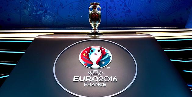 EURO 2016 Kuraları Çekildi