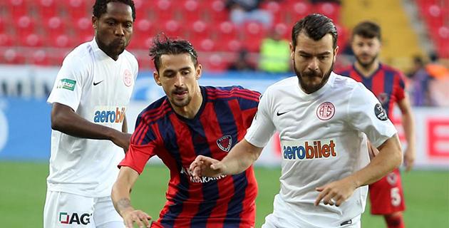 Mersin İdman Yurdu 0 – 1 Antalyaspor