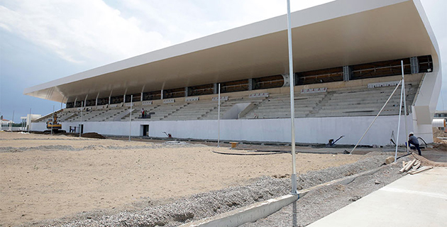 Antalyaspor Tesislerinde Sona Gelindi