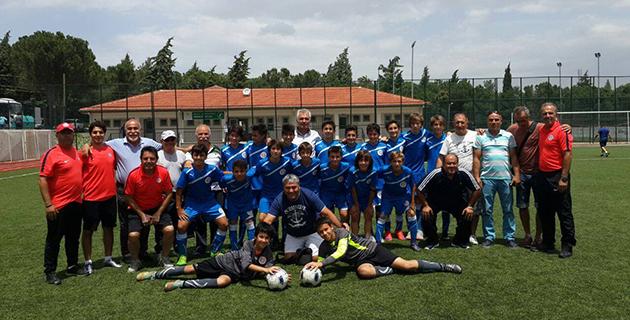 Antalyaspor 2. Kademeye Yükseldi