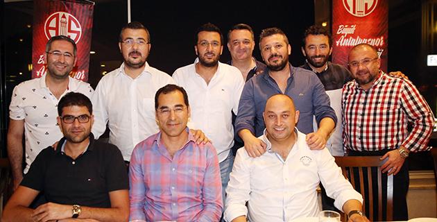 Büyük Antalyaspor Derneğinden Sert Tepki