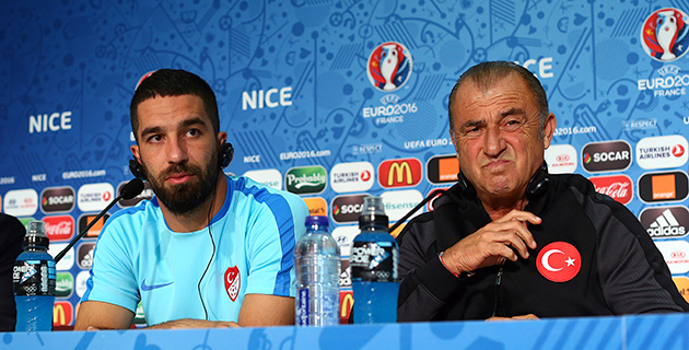 İspanya Maçı Öncesi Basın Toplantısı Düzenlendi