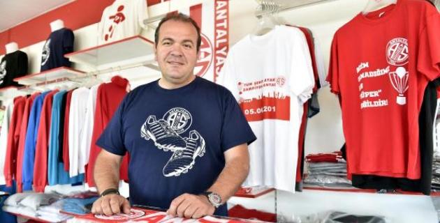 Antalyaspor Store Rekor Kırdı