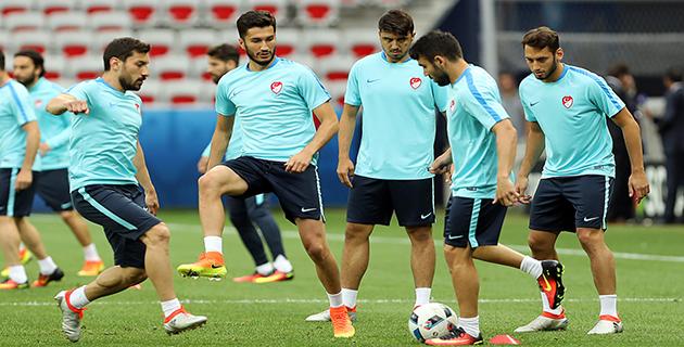 İspanya Hazırlıkları Tamamlandı