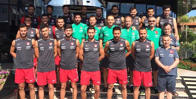 Milli Takımda Dokuz Antalyasporlu