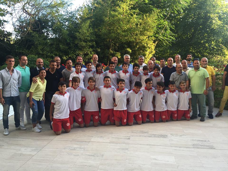 Antalyaspor'a Moral Yemeği
