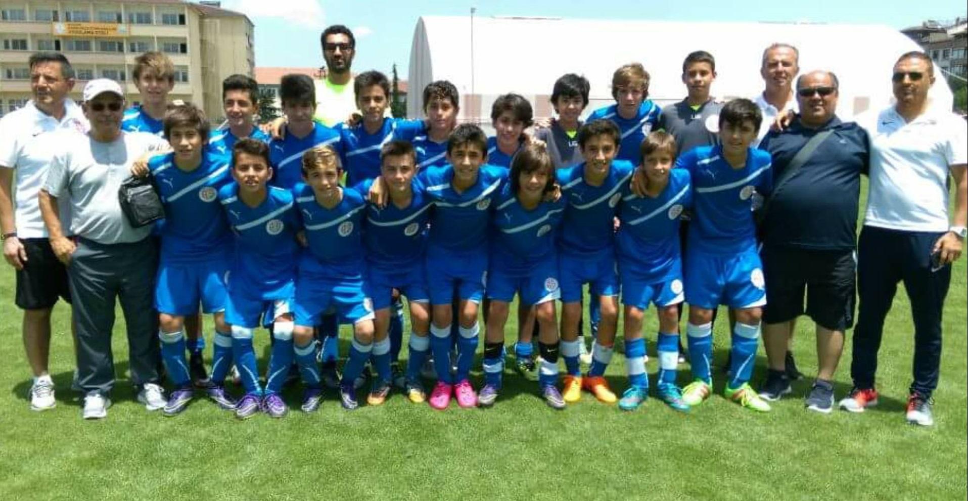 Antalyaspor Konya'da Final Oynayacak