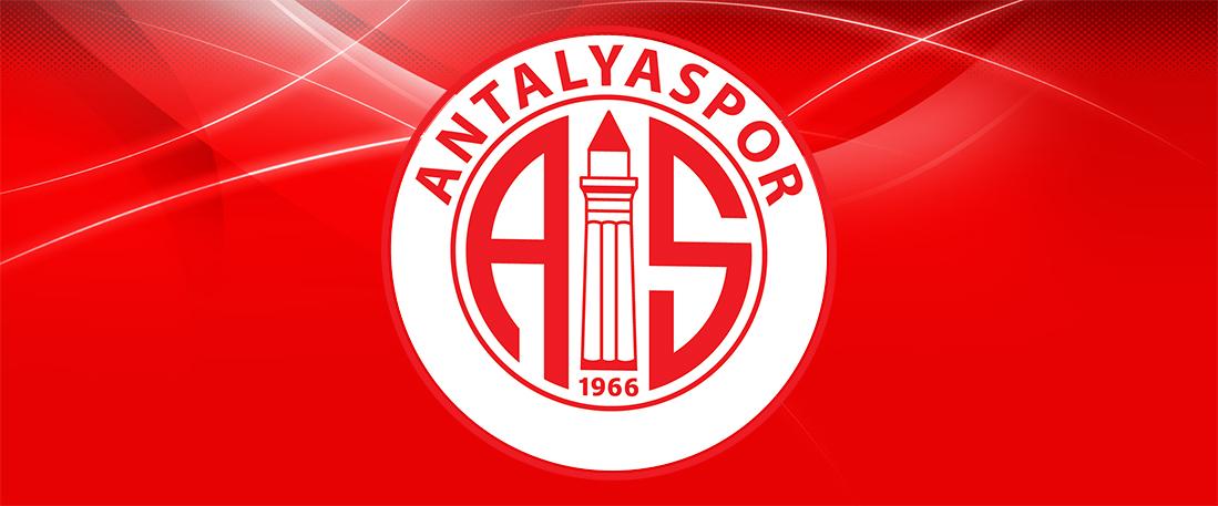 Antalyaspor'dan Özcan Kırmızıoğlu Açıklaması