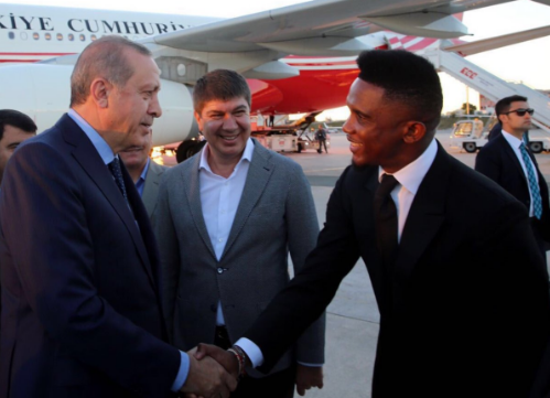 Cumhurbaşkanı Antalyaspor Tesislerini Gezecek