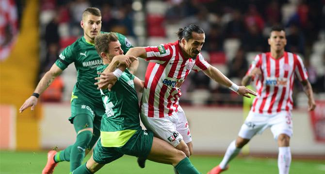 Bursaspor Maçının Bilet Fiyatları Açıklandı
