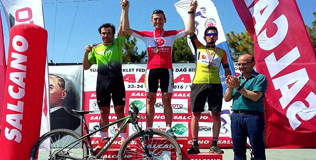Bisiklet Takımından Türkiye Derecesi