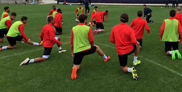 Antalyaspor Yeni Sezon Hazırlıklarına Başlıyor