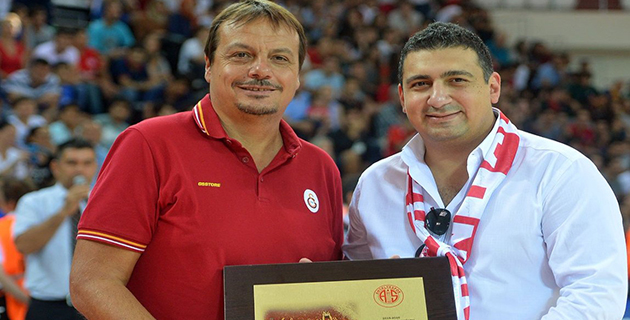 Antalyaspor Startı Verdi