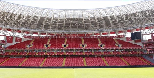 Rusya Maçının Biletleri Tükendi