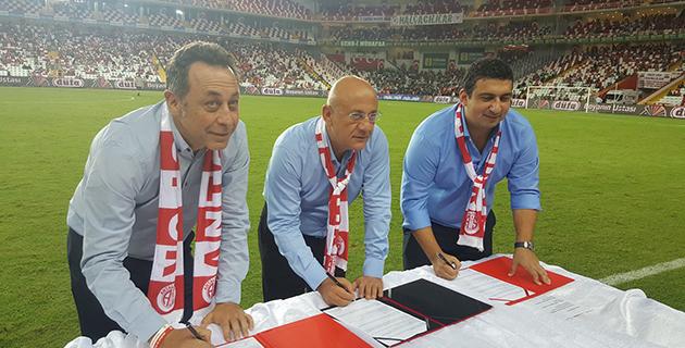 Antalya Arena, Antalyaspor'a Devredildi