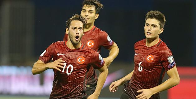 Hırvatistan 1 – 1 Türkiye