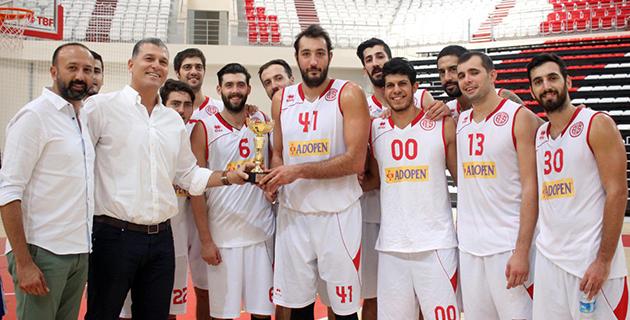 Antalyaspor Şampiyon Oldu