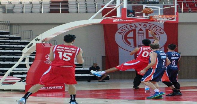 Antalyaspor'dan 30 Sayılık Fark