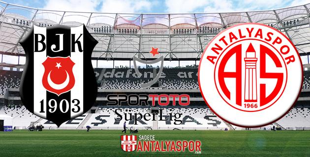 Beşiktaş Maçının Kamp Kadrosu Belli Oldu