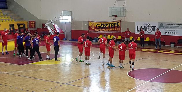 Göztepe 26 – 24 Antalyaspor