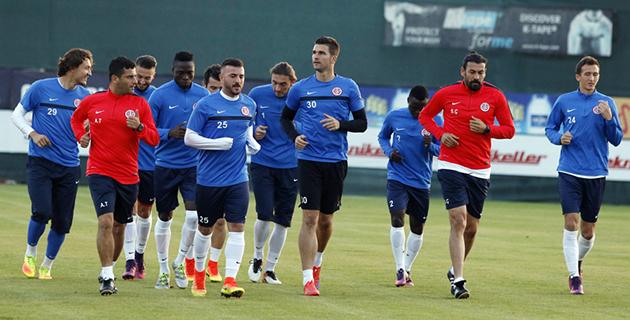 Adanaspor Maçının Hazırlıkları Başladı