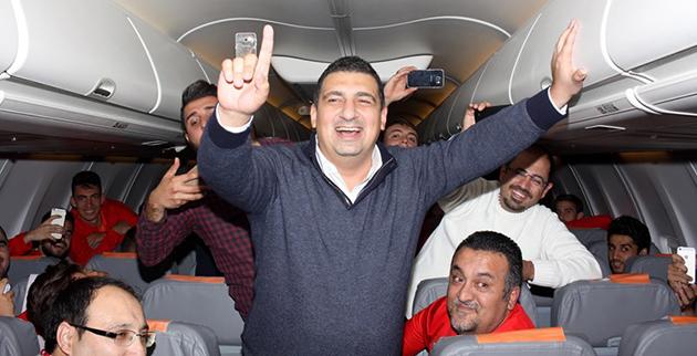 TFF Öztürk'ün Teklifini Kabul Etti